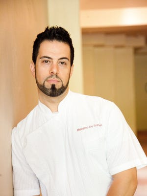 Chef Massimo De Francesca, currently the executive chef at Taggia in Scottsdale, has been appointed executive chef at Amara Resort in Sedona.