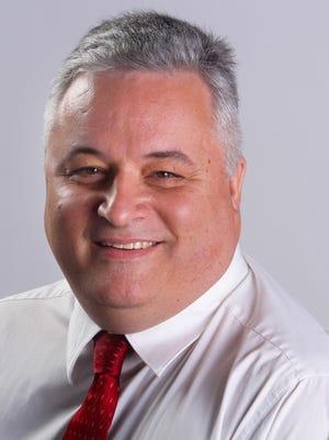 David Moulton, The News-Press sports columnist