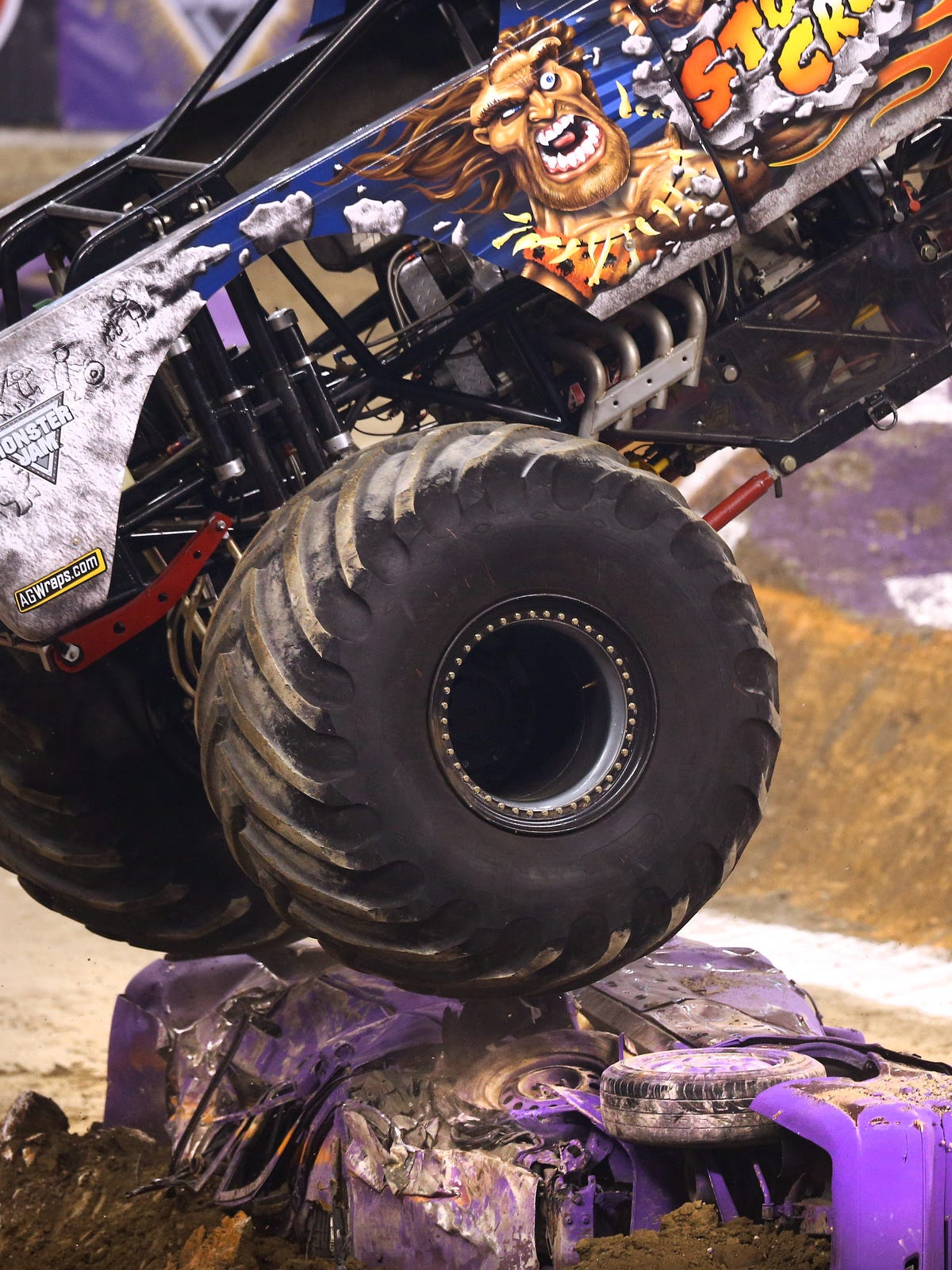 Monster Jam Is Coming To Indianapolis