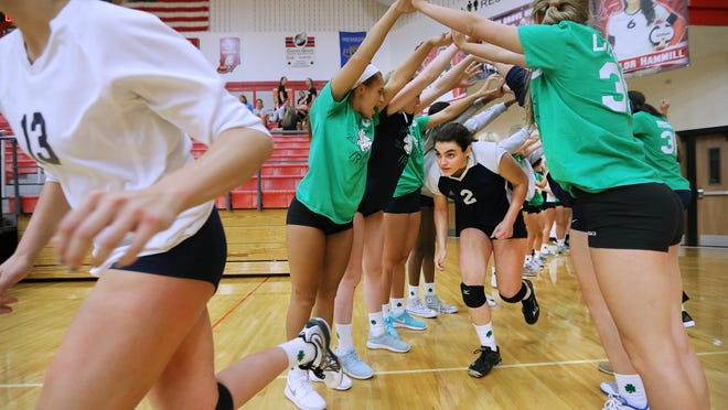 Cathedral's volleyball program goes in search of its seventh state title this weekend.