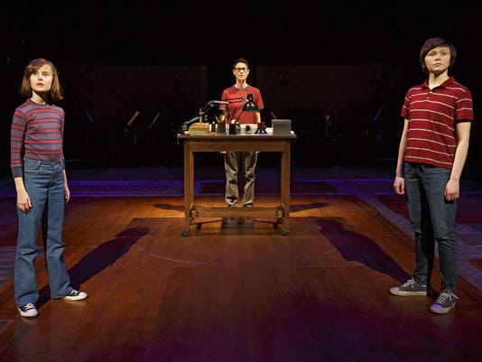 Theater Review Fun Home