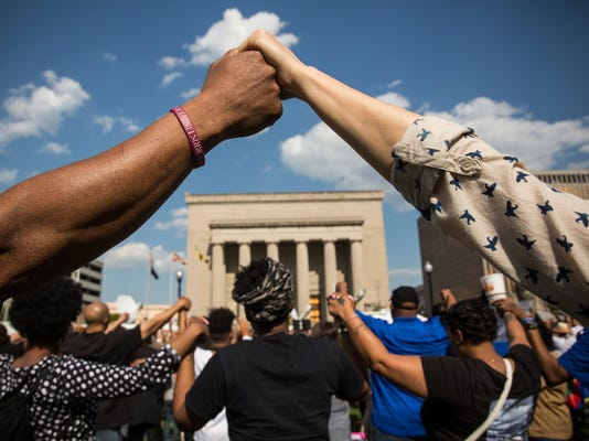 BESTPIX - Activists Rally At Baltimore City Hall