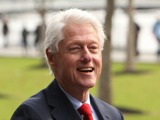 Bill Clinton Speaks At AIDS Conference