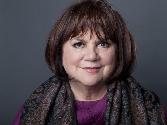 "American musician Linda Ronstadt poses in New York to promote the 2013 release of her memoir ""Simple Dreams."""
