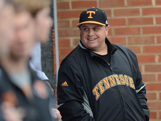 Tennessee coach Dave Serrano inherited a program reeling