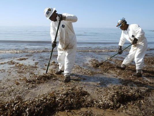 California Oil Spill (2)