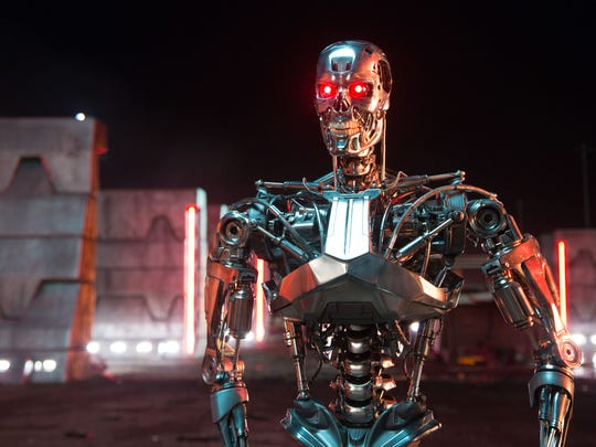 """""""Terminator: Genisys"""" will be the fifth film in the series created by James Cameron in 1984."""