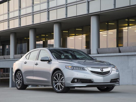 Auto review: The 2015 Acura TLX is sized right, but where's the passion?