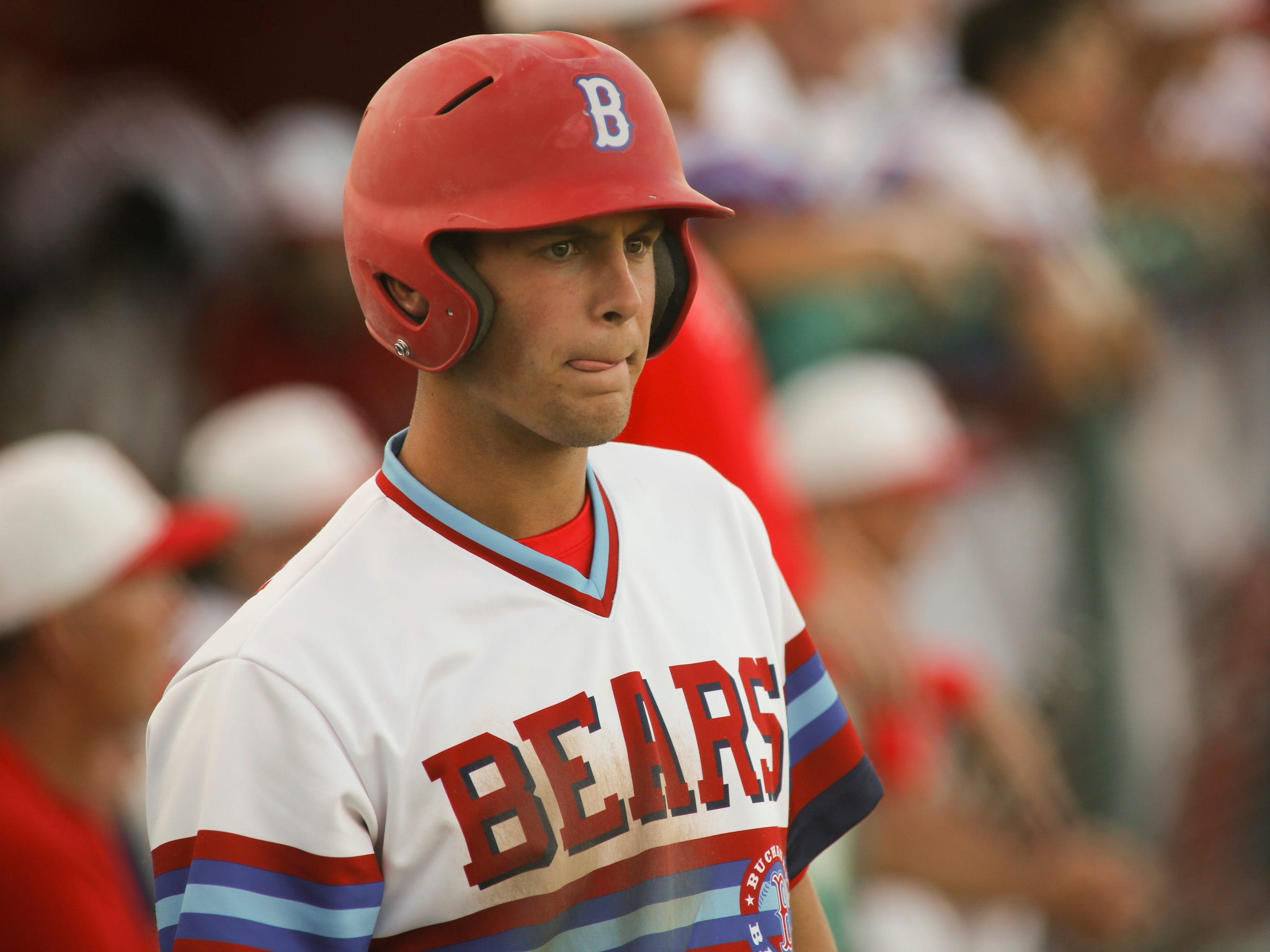 Former Tulare Western student Ross Dodds leads Buchanan for today's Central Section Division I championship game at Recreation Park.