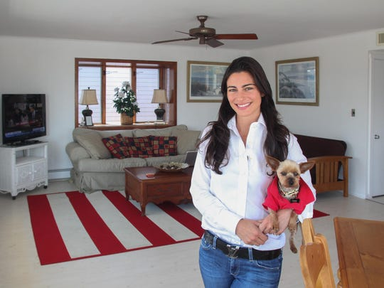 Tobi Petrocelli, who owns Casa Del Mar in Point Pleasant Beach, was skeptical of Airbnb, but she has changed her mind.