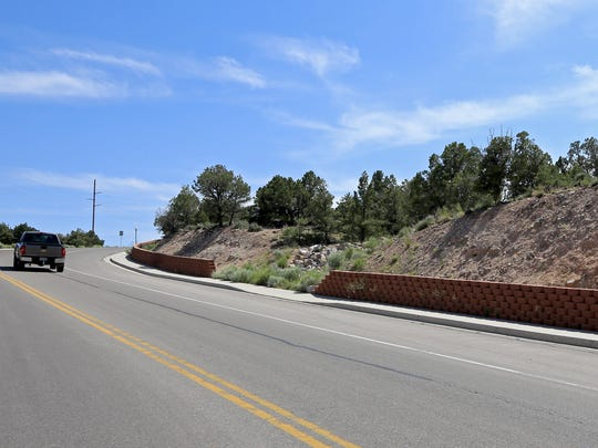 The new temple will be located on this lot at approximately 300 S. Cove Drive in Cedar City.