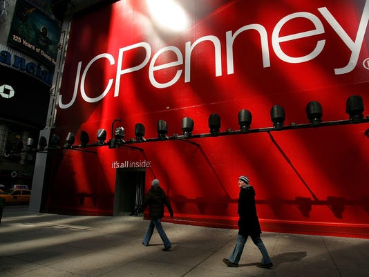"JC Penney Opens Massive ""Pop Up"" Store In Times Square"