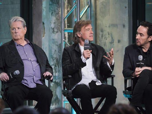 John Cusack, Brian Wilson, Bill Pohlad