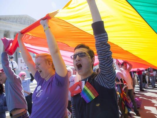 EPA USA SUPREME COURT GAY MARRIAGE POL CITIZENS INITIATIVE & RECALL USA