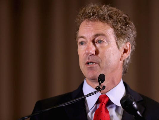 Rand Paul Addresses Baltimore GOP Lincoln/Reagan Dinner