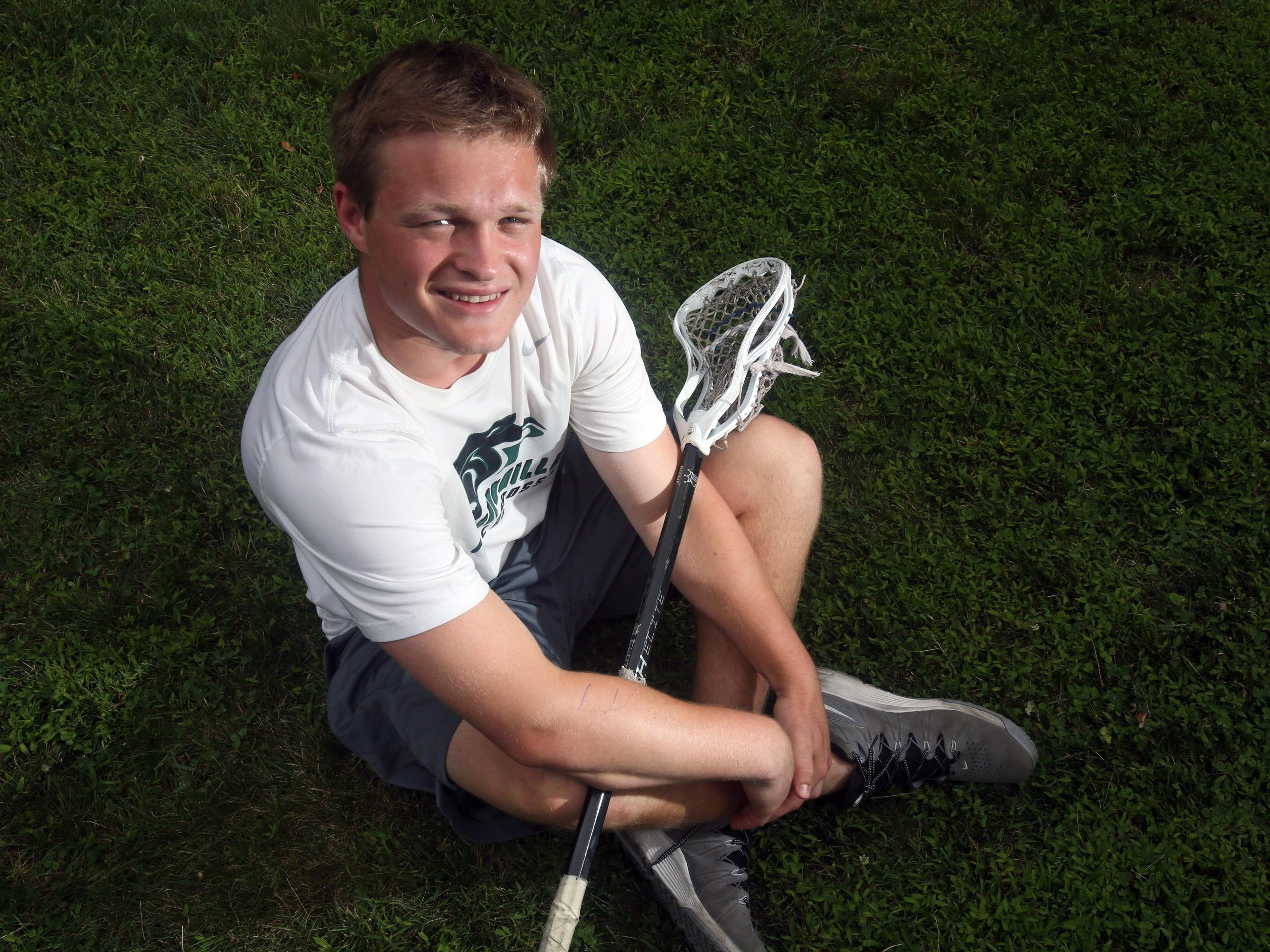 Pleasantville's Josh Della Puca, photographed July 2, 2015, is the Westchester/Putnam boys lacrosse player of the year.