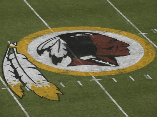 Redskins Name Football