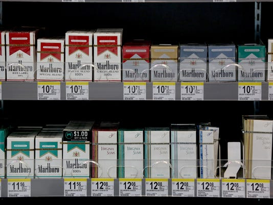 1 in 5 Americans: Smoking war is far from won