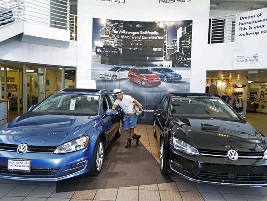 Volkswagen; VW