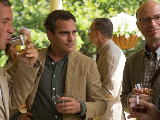 Movie review: joaquin Phoenix aces role in Woody Allen's 'Irrational Man'