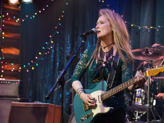 Movie review: 'Ricki and the Flash' is a too-familiar tune