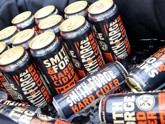 Smith & Forge Hard Cider will be one of more than 30 vendors pouring drinks Saturday at St. Cloud Ciderfest.