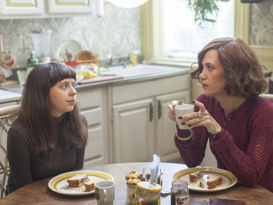 Director Marielle Heller opens the pages of 'The Diary of a Teenage Girl'