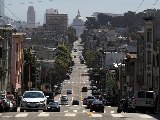 California Streets Some Of The Worst In The US