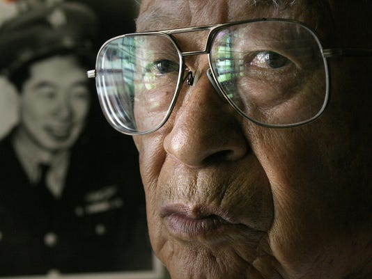 Ben Kuoki dies at 98; Japanese American overcame bigotry, flew bombing missions for US in World War II