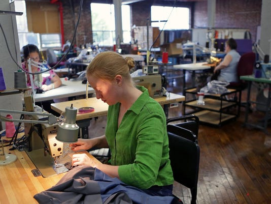 Custom tailor Johnna Marie focuses on untapped market: women