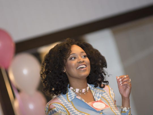 Toni Jones, 30, is Dream Director for the Detroit chapter of The Future Project