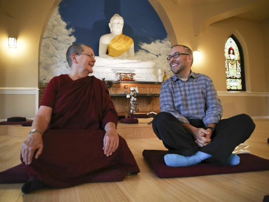 A toast to meditation: Buddhist groups offer another path to sobriety