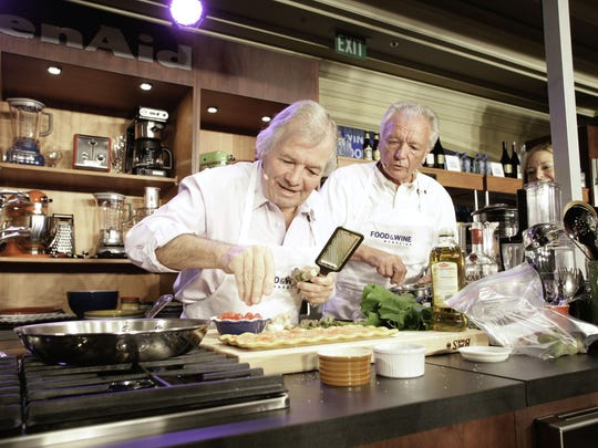 """Jacques Pépin and his best friend Jean-Claude Szurdak have been cooking together for years. Pépin writes about their longtime friendship in his new cookbook, """"Jacques Pepin: Heart & Soul in the Kitchen."""""""