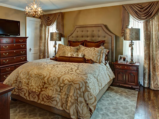 Home Staging Bed