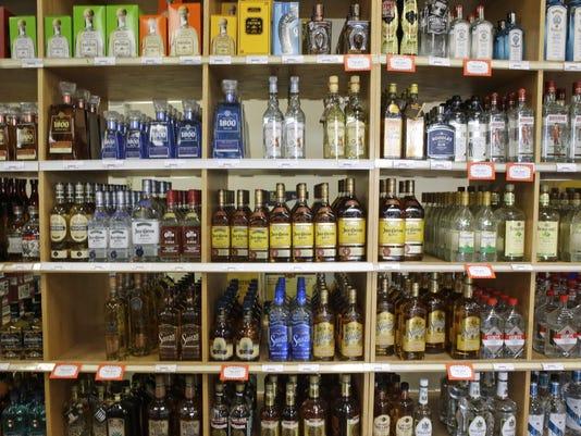 Alcohol Sales Utah 1