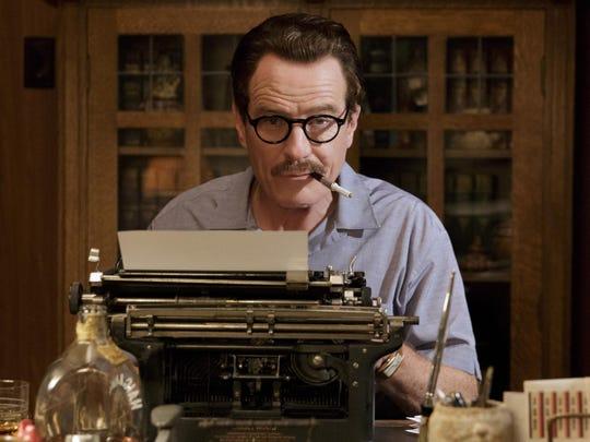 "Sunday: Bryan Cranston appearing at screening of ""Trumbo"""