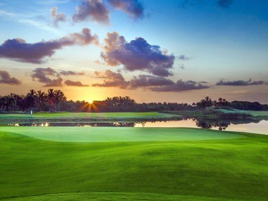 Fiddler's Creek golf course has received some major kudos.