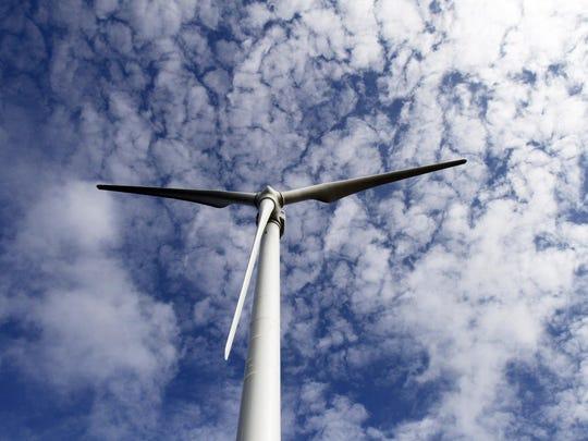 BUR 1005 wind turbine