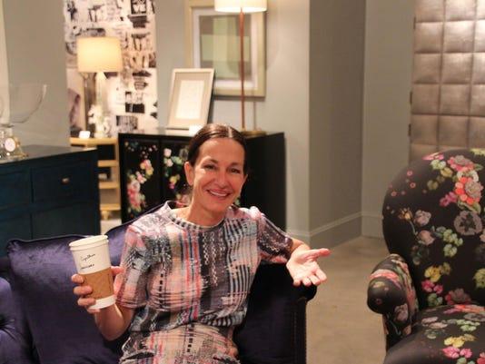 Fashion designer Cynthia Rowley turns her sights on furniture