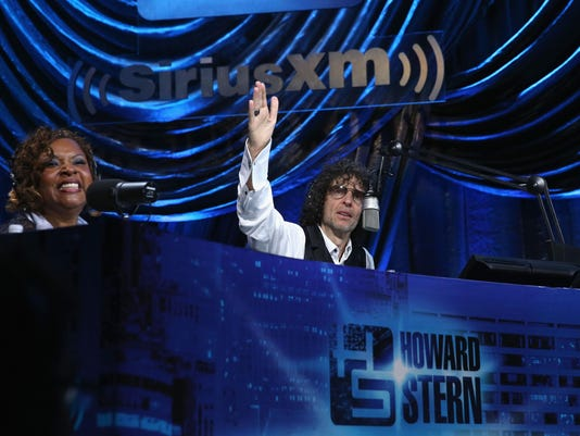 """""""Howard Stern's Birthday Bash"""" Presented By SiriusXM, Produced By Howard Stern Productions - Inside"""