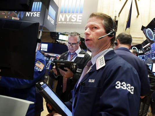 Traders Await Federal Reserve Decision On Interest Rates