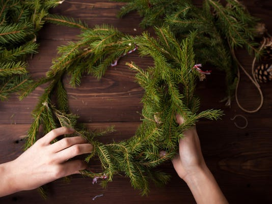 Seeds: Put your yard on indoor display with wreaths