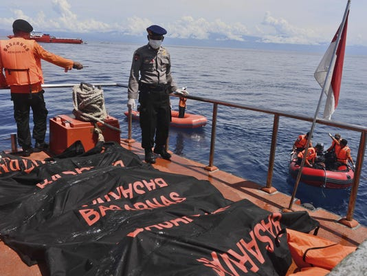 Indonesia Boat In Distress