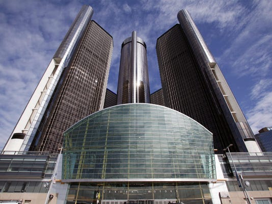 FILE: GM Posts 2Q Skid In Profit On Recall Losses