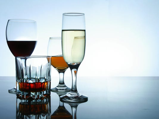 Brain scans show long-term effects of heavy drinking