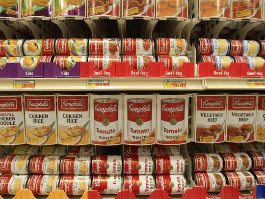 Campbell's Soup says it supports federal standards