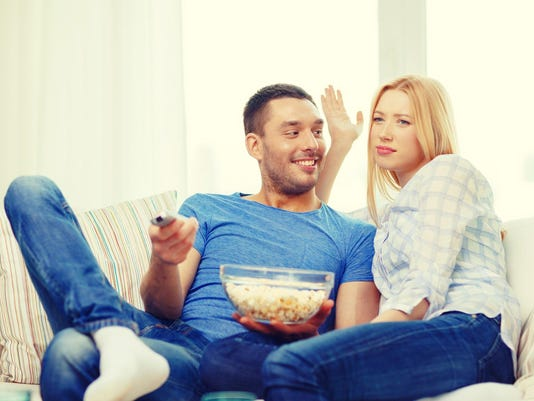 How to deal when you hate each other's tastes in TV