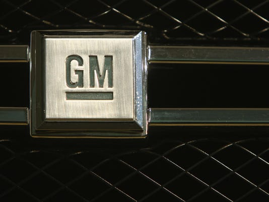 GM Presents Hydrogen Car