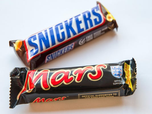 Mars Announces World-Wide Recall Of Chocolate Bars