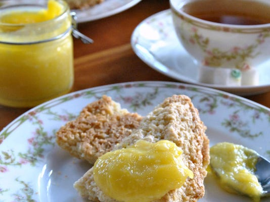 Serve afternoon tea, the 'Downton Abbey' way